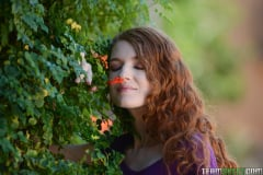 Abbey Rain - Natural Red Haired Beauty (Thumb 12)