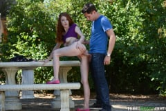 Abbey Rain - Natural Red Haired Beauty (Thumb 132)