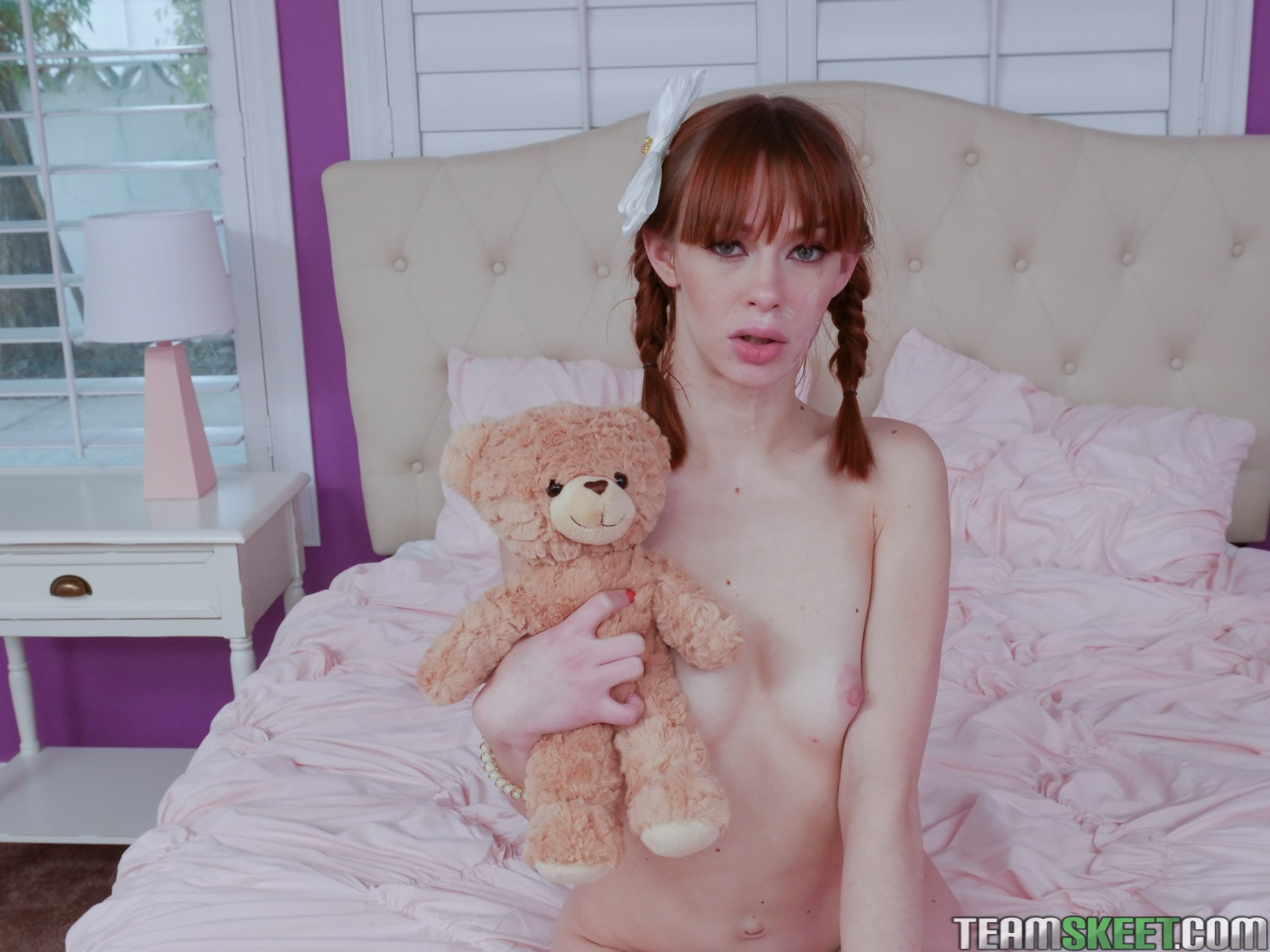 Team Skeet 'Childish Redhead Gets Rammed' starring Alexa Nova (photo 256)