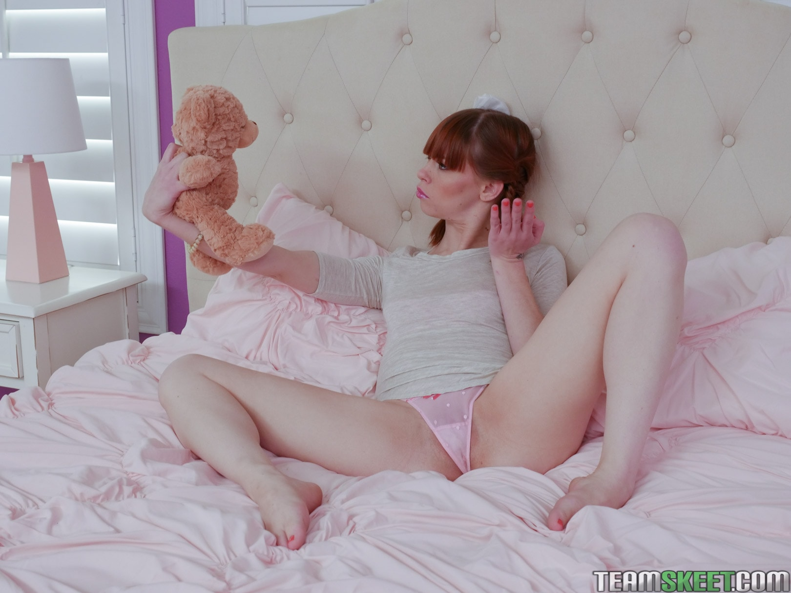 Team Skeet 'Childish Redhead Gets Rammed' starring Alexa Nova (photo 96)