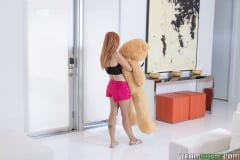 Kadence Marie - Immature Spinner Caught Fucking A Teddy Bear (Thumb 27)