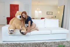 Kadence Marie - Immature Spinner Caught Fucking A Teddy Bear (Thumb 45)