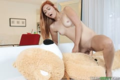 Kadence Marie - Immature Spinner Caught Fucking A Teddy Bear (Thumb 63)