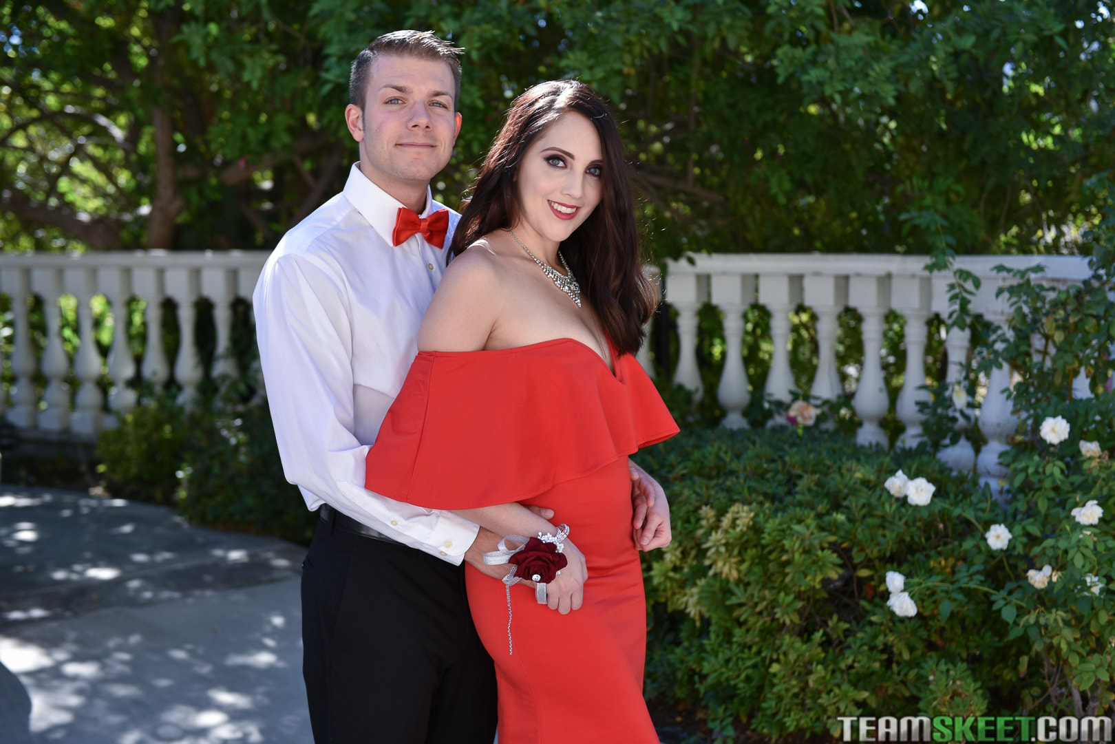 Team Skeet 'My Anal Prom Date' starring Nickey Huntsman (photo 1)