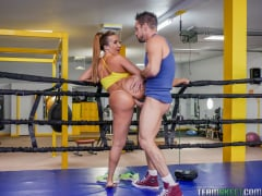 Ricelle Ryan - Busty Babe Goes Boxing (Thumb 108)