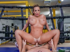Ricelle Ryan - Busty Babe Goes Boxing (Thumb 144)
