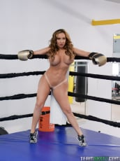 Ricelle Ryan - Busty Babe Goes Boxing (Thumb 27)