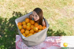 Sabrina Rey - Orange You Glad Im So Tiny (Thumb 01)
