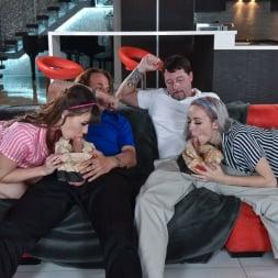 Alison Rey in 'Team Skeet' Movie Night Madness (Thumbnail 108)