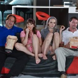 Alison Rey in 'Team Skeet' Movie Night Madness (Thumbnail 72)