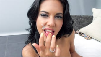 Apolonia Lapiedra in 'Evaluate Your Sex Life'