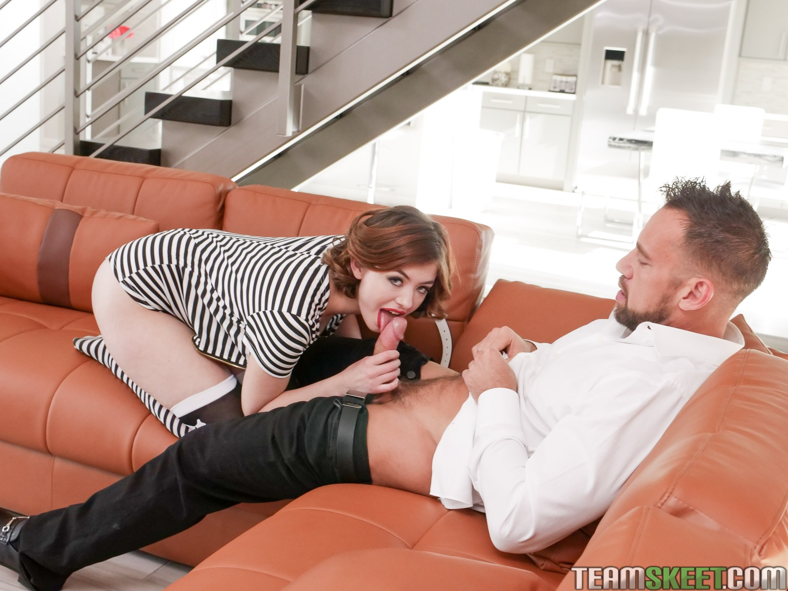 Team Skeet 'Ginger Femme Fatale Gets Fucked' starring Aria Sky (Photo 126)