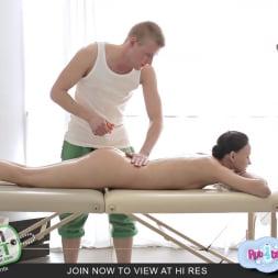 Artemida in 'Team Skeet' Tall Teen Fucks Masseur (Thumbnail 2)
