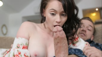 Athena Rayne in 'The Smaller The Better'