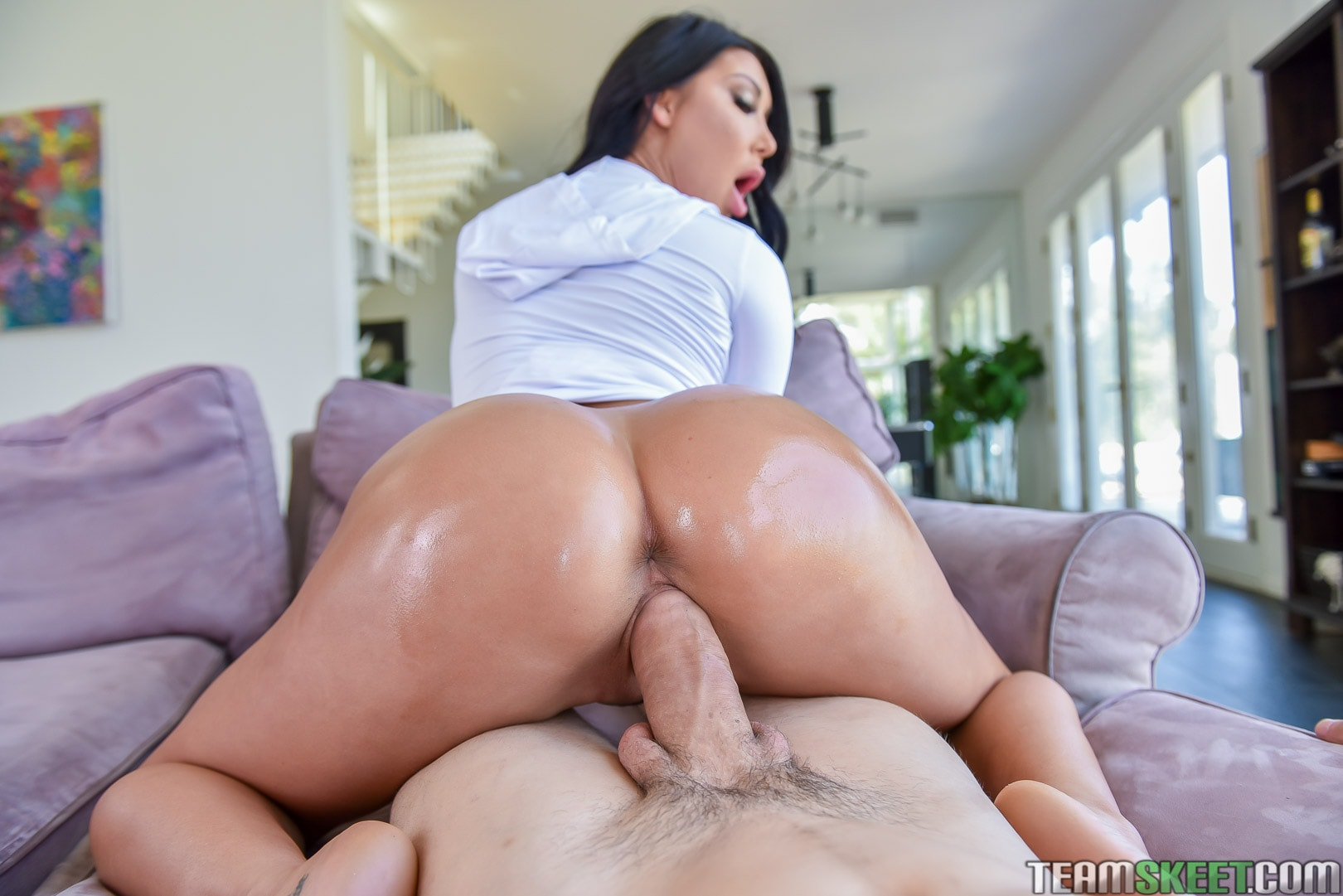 Team Skeet 'Thick Teen Gets The Dick Dream' starring August Taylor (Photo 72)