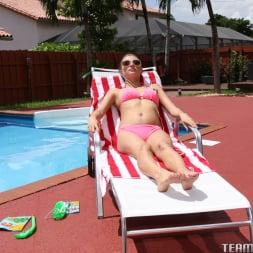 Carolina Sweets in 'Team Skeet' Swimming In Semen (Thumbnail 1)