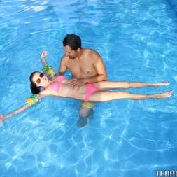 Carolina Sweets in 'Team Skeet' Swimming In Semen (Thumbnail 45)