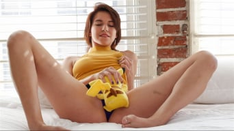 Cece Capella in 'Creamy PikaPies'