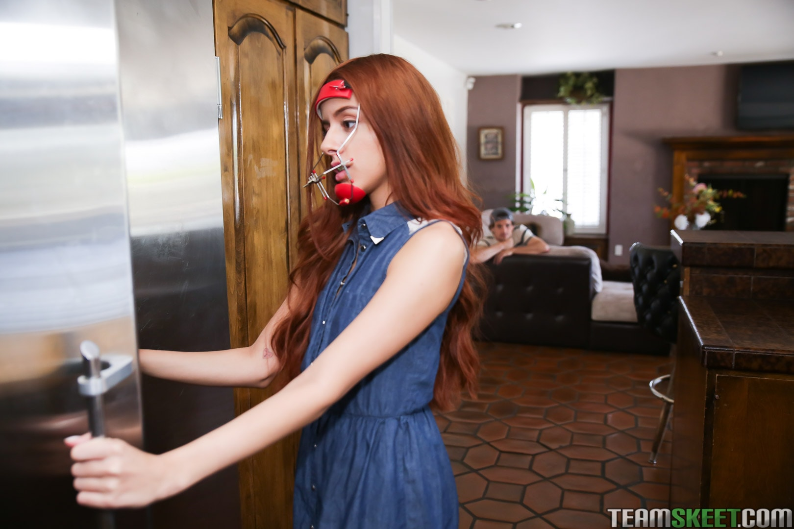 Team Skeet 'The Headgear Hottie' starring Cleo Bardot (Photo 52)