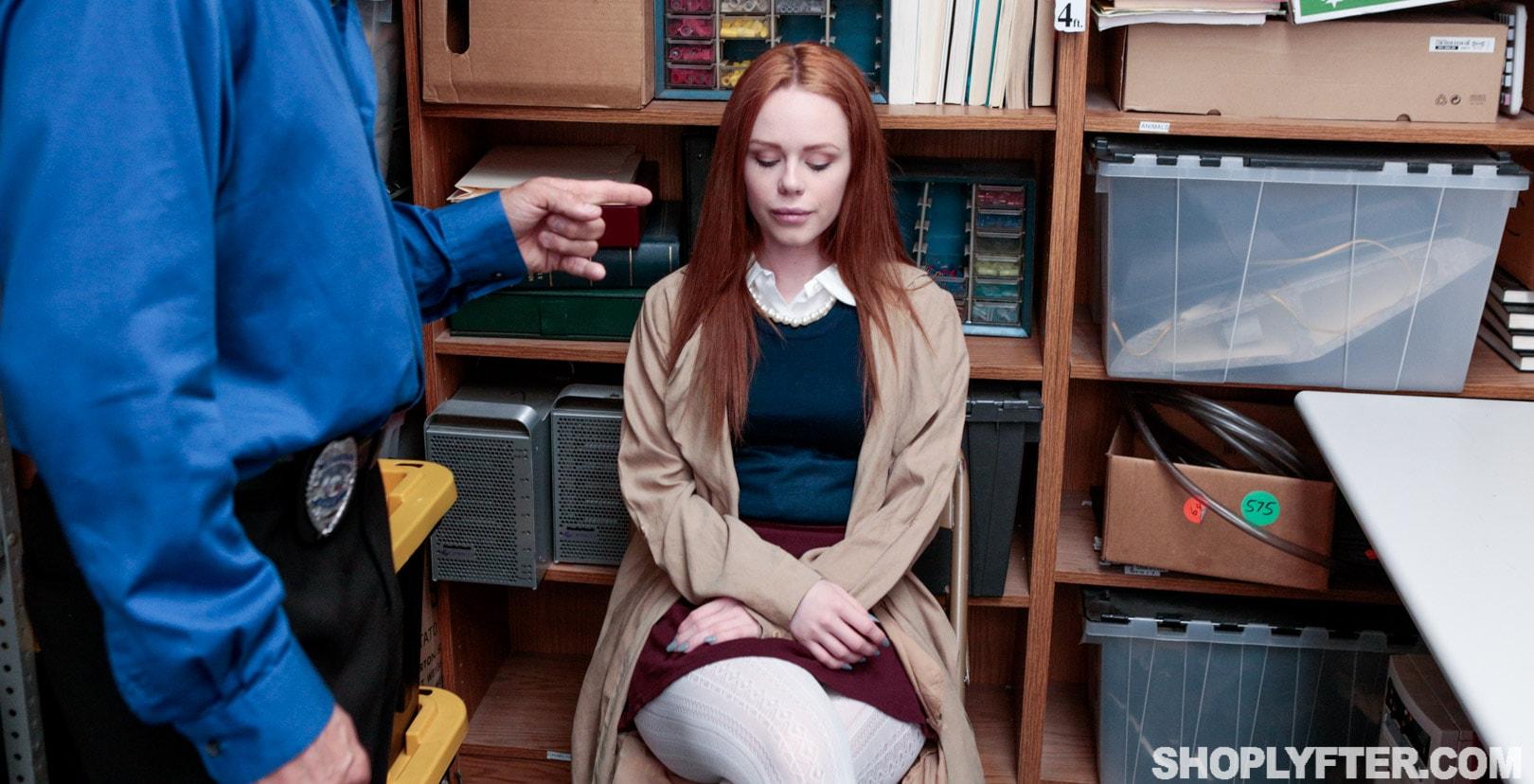 Team Skeet 'Case No. 5144158' starring Ella Hughes (Photo 3)