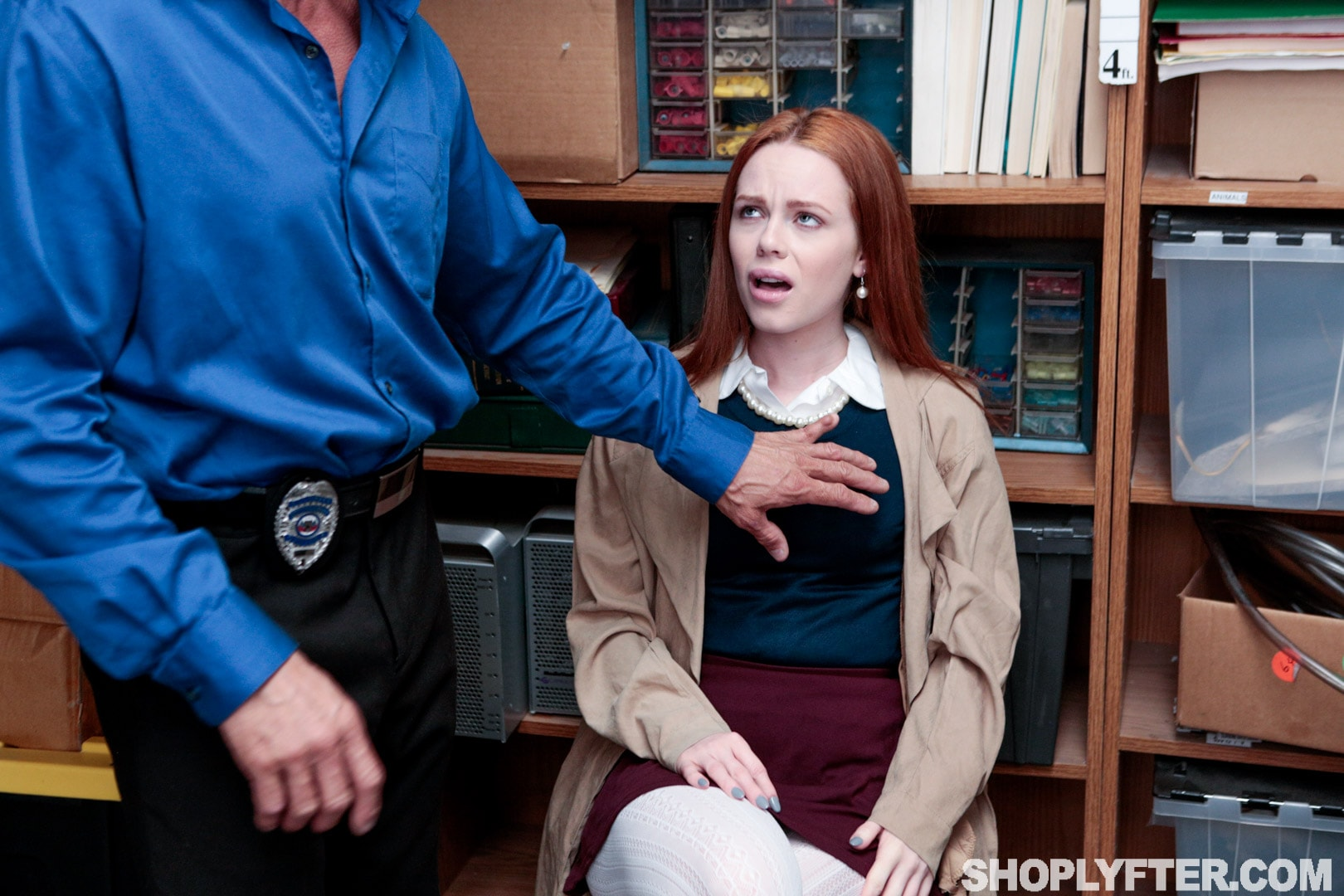 Team Skeet 'Case No. 5144158' starring Ella Hughes (Photo 18)