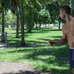 Evelin Stone in 'Team Skeet' Foreign Boy Meets Thirsty Fitness Model (Thumbnail 30)