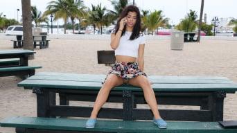 Gina Valentina in 'Petite Playground Pussy'
