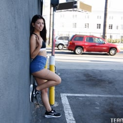 Gina Valentina in 'Team Skeet' Testing Out Her Skills (Thumbnail 6)