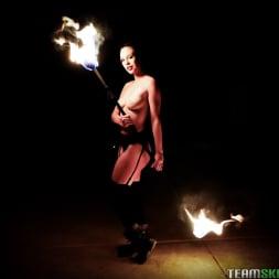 Jade Nile in 'Team Skeet' Smoking Hot Fire Spinner Gets A Blazing Dickdown (Thumbnail 90)