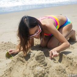 Jasmine Grey in 'Team Skeet' Petite Beach Babe Gets Boned (Thumbnail 18)