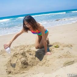 Jasmine Grey in 'Team Skeet' Petite Beach Babe Gets Boned (Thumbnail 24)