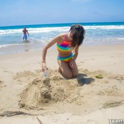 Jasmine Grey in 'Team Skeet' Petite Beach Babe Gets Boned (Thumbnail 30)