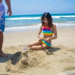 Jasmine Grey in 'Team Skeet' Petite Beach Babe Gets Boned (Thumbnail 36)