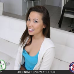 Kalina Ryu in 'Team Skeet' Studying Turns Into Fucking (Thumbnail 1)