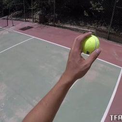 Karter Foxx in 'Team Skeet' Tennis Training Gone Bad (Thumbnail 1)