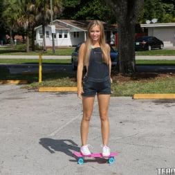 Kaylee Jewel in 'Team Skeet' Tiny Teen Takes a Tumble (Thumbnail 1)