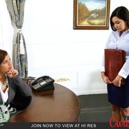 Keisha in 'Team Skeet' Submissive Secretary (Thumbnail 1)