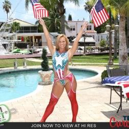 Kelsi Monroe in 'Team Skeet' 4th of July Booty (Thumbnail 1)