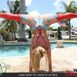 Kelsi Monroe in 'Team Skeet' 4th of July Booty (Thumbnail 2)