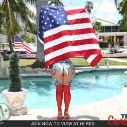 Kelsi Monroe in 'Team Skeet' 4th of July Booty (Thumbnail 3)