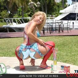 Kelsi Monroe in 'Team Skeet' 4th of July Booty (Thumbnail 4)