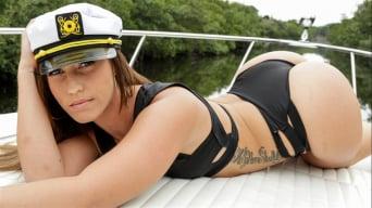 Kelsi Monroe in 'Boat Day'