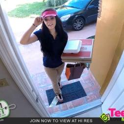 Kimber Woods in 'Team Skeet' Delivery Girl Gets A Huge Tip (Thumbnail 1)