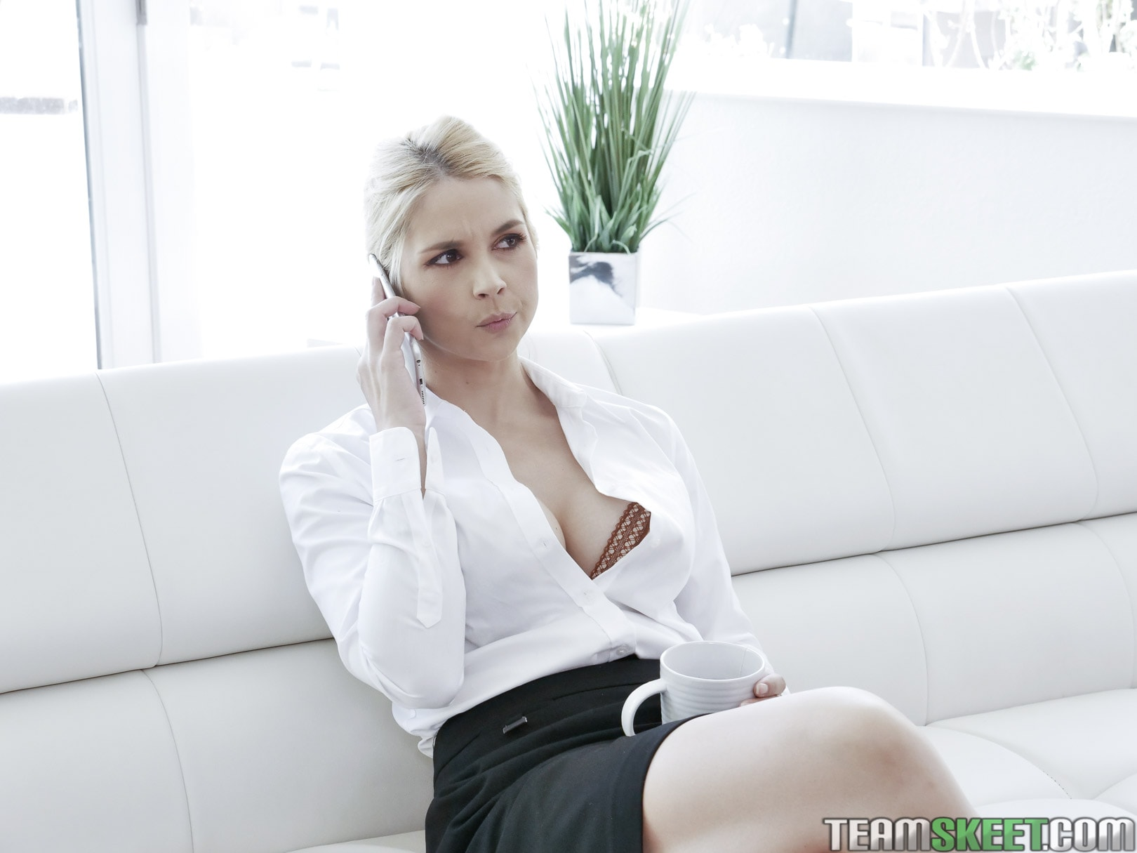 Team Skeet 'Fuck The Attitude Out Of Her' starring Kimber Woods (Photo 60)