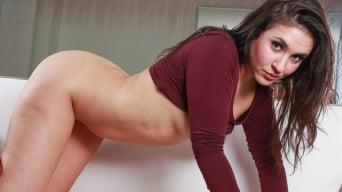 Kylie Kalvetti in 'Cosmetic Cum Treatment'