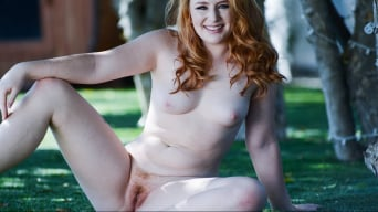 Lucy Foxx in 'Ginger Bush Is The Best Bush'