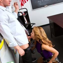 Marina Angel in 'Team Skeet' No Smoking On Campus (Thumbnail 2)