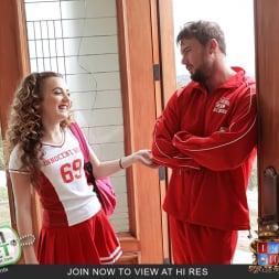 Marissa Mae in 'Team Skeet' Persuading The Coach (Thumbnail 2)