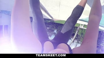 Mia Pearl - Young And Horny Housewife Gets Fucked