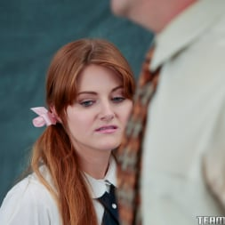 Miley Cole in 'Team Skeet' Sneaky Student Gets Sexed Up (Thumbnail 1)